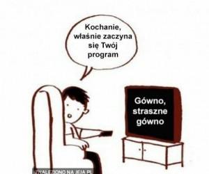 Kochanie! Twój program!