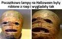 Halloweenowe rzepy