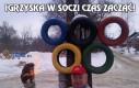 Igrzyska w Soczi czas zacząć!