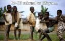 Co 60 sekund w Afryce...