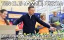 Andrzej w kuchni