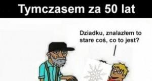 Śnieg za 50 lat
