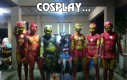 Cosplay...