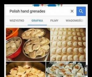 Polski granat ręczny
