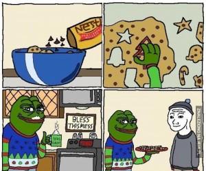 Najbardziej (nie)normalny komiks z Pepe