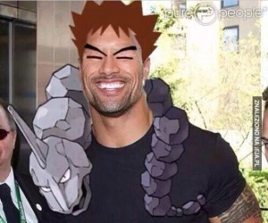 "Dwayne ""The Brock"" Johnson"