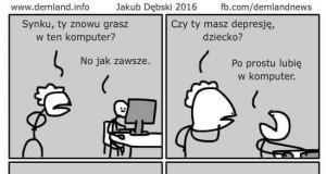 Znowu ten komputer!