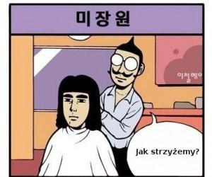 Najlepszy fryzjer