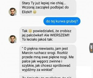 Mickiewicz się chowa