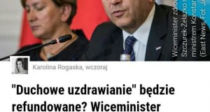 Tymczasem w Warszawie...