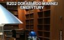 R2D2 dorabia do marnej emerytury