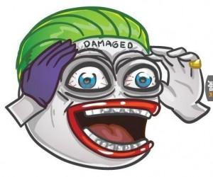 Bardzo rzadki Pepe Joker