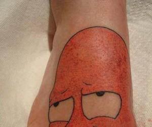 Oryginalny tatuaż