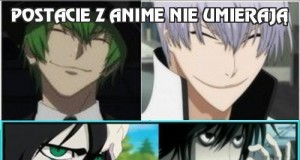 Postacie z anime nie umierają
