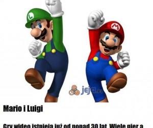 Popularne postacie z gier