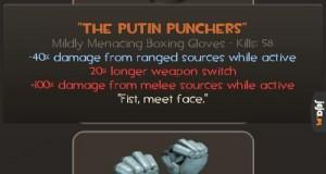 Bój się Putina