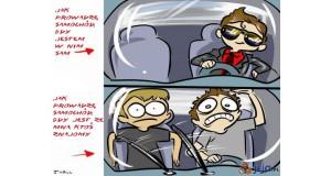 Tak prowadzę samochód