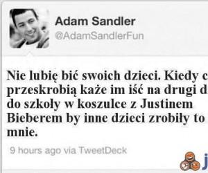 Adam Sandler radzi...