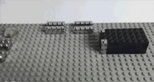Elektryczne klocki lego