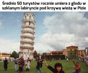 Biedni turyści