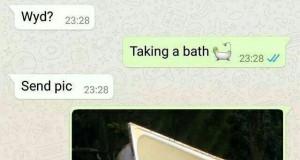 Prysznica by nie udźwignął