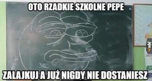 Szkolny Pepe