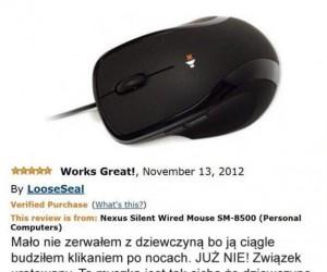 Cicha myszka