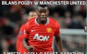 Bilans Pogby w Manchester United