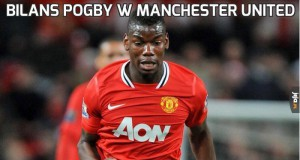 Bilans Pogby w Manchester United