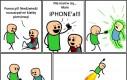 Co myślą sobie posiadacze iPhonów?