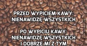 Cudowne właściwości kawy