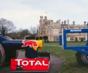 Formuła 1 vs 8 graczy rugby