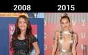 Miley kiedyś i dziś
