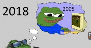 Pepe kiedyś i dziś