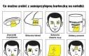 Pomysł na żółtą karteczkę