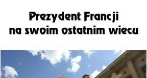 Sarkozy w szponach internetu