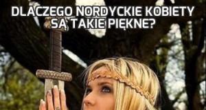 Dlaczego nordyckie kobiety są takie piękne?
