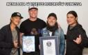 Metallica w Księdze Rekordów Guinessa