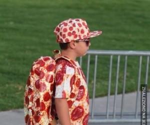 Gdy pizza to życie