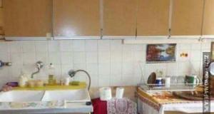 WC w kuchni