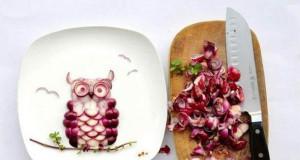 Sztuka z jedzenia