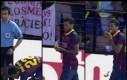 Dani Alves i jego reakcja na rzut bananem przez rasistowskiego kibica