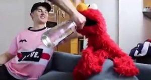 Elmo sie stoczył