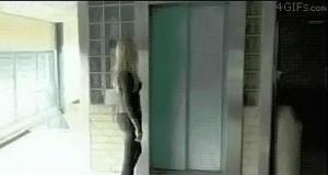 Zadymiona winda