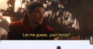 Zgadł, skubany!