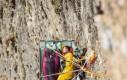 Jak śpią alpiniści