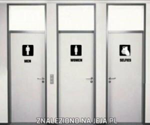 Toaleta XXI w.