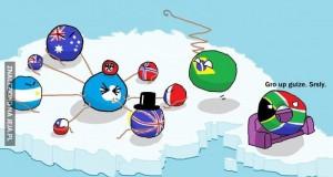Problemy Antarktydy