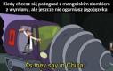Jakby na to nie patrzeć Chiny były kiedyś mongolskie...
