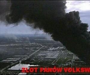 Zlot fanów Volkswagena